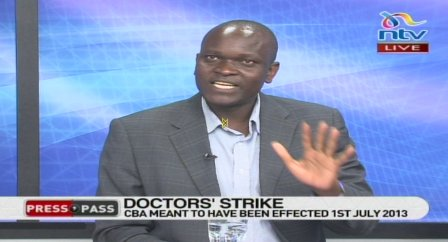 Dr. George: People should not strive to make doctors guilty #PressPass https://t.co/tx2uHPECjB