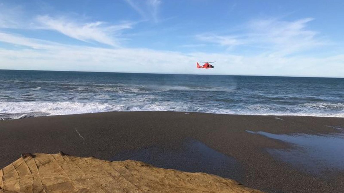 Father, toddler swept into ocean from Oregon beach, officials say  via @travfed