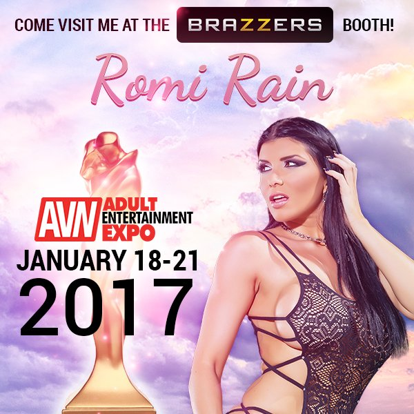 1 pic. Come meet an all-star lineup of #BrazzersGirls at the #BrazzersBooth starting this Weds at @avnexpo
