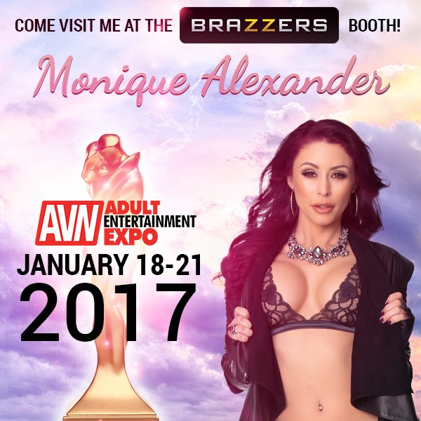 2 pic. Come meet an all-star lineup of #BrazzersGirls at the #BrazzersBooth starting this Weds at @avnexpo