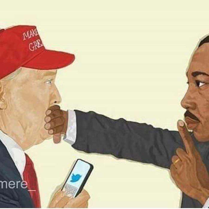 Happy MLK! https://t.co/1Cz64IUhRq