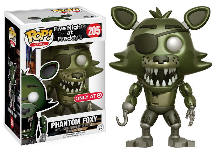 RT @OriginalFunko: RT & follow @OriginalFunko for the chance to win a @Target exclusive Phantom Foxy Pop! https://t.co/L4hDCCDiBo