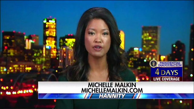 .@michellemalkin: 'The #Trump administration represents a return to law and order.' #Hannity