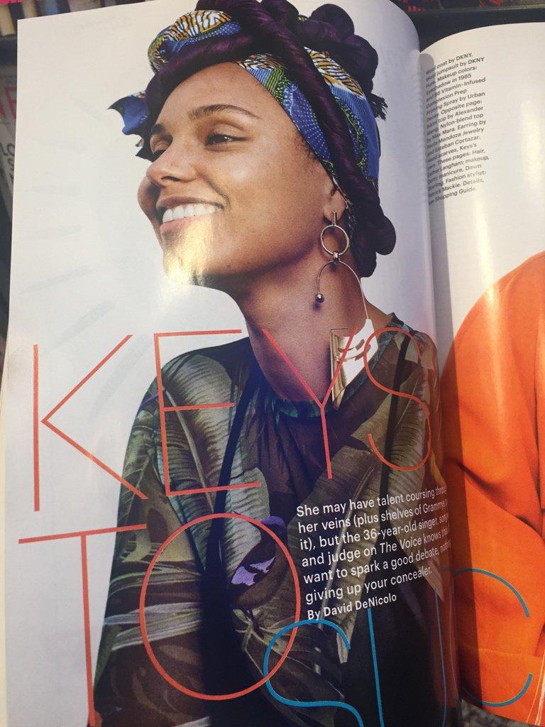 More of Alicia Keys (@aliciakeys) in Allure Magazine - #AllureMagazine #AliciaKeys https://t.co/Wo8cm2cGjp