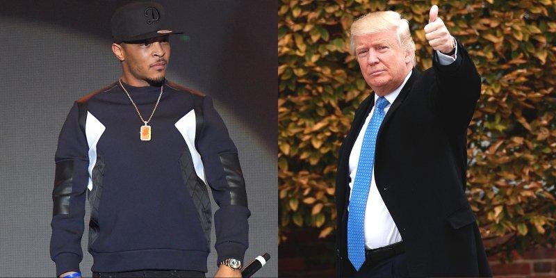 He uses Kanye West and Steve Har