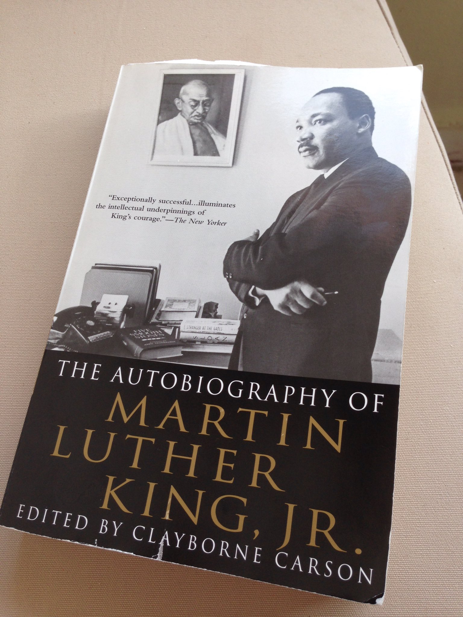 I have said this for the last 4 years now, but as a reminder, this is a #mustread!  -ISAAC #martinlutherkingday https://t.co/NTAdjeLTwq