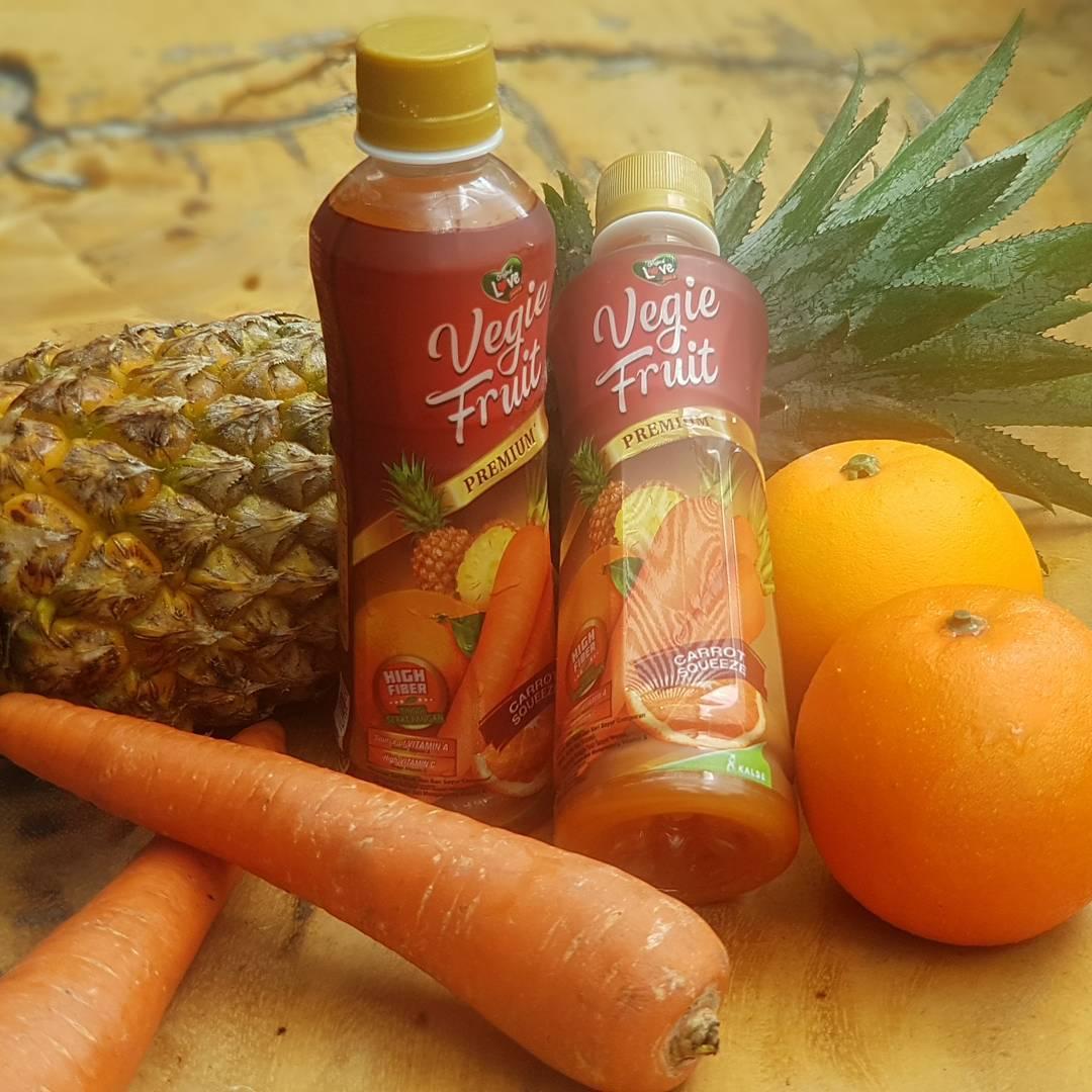 Hasil gambar untuk veggie fruit kalbe