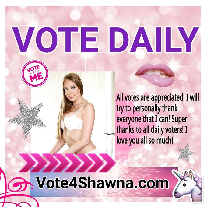 4 DAYS LEFT to VOTE •》Vote Daily •》ALL Votes Appreciated •》https://t.co/myppAusgth 💟↪💟↪💟↪💟↪💟 #TEAMSCB
