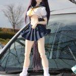 ♥5関羽さんVmf50 typeB ボディのマッシブな女の子(´ω`)❤一騎当千の関羽のイメージでつくりました(公式で