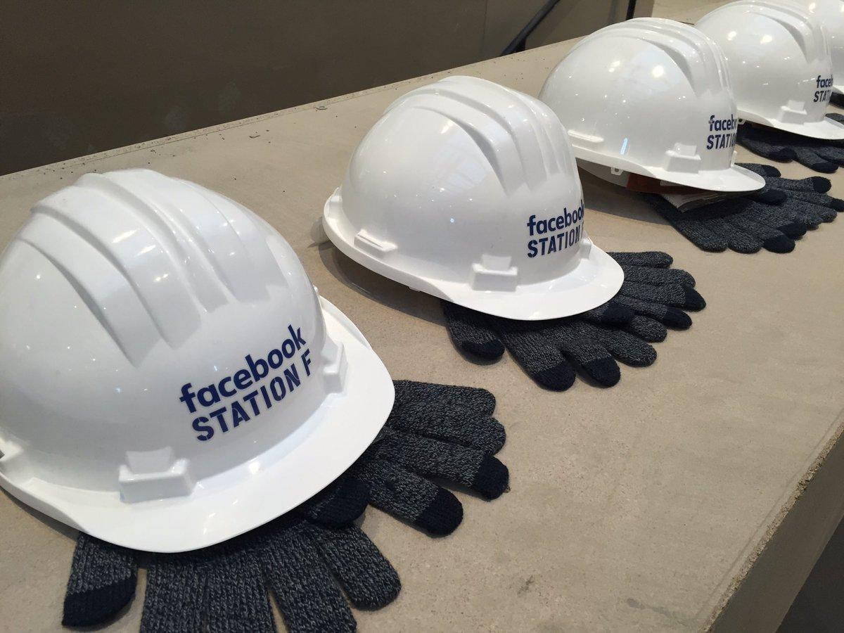 #StationF: Station F