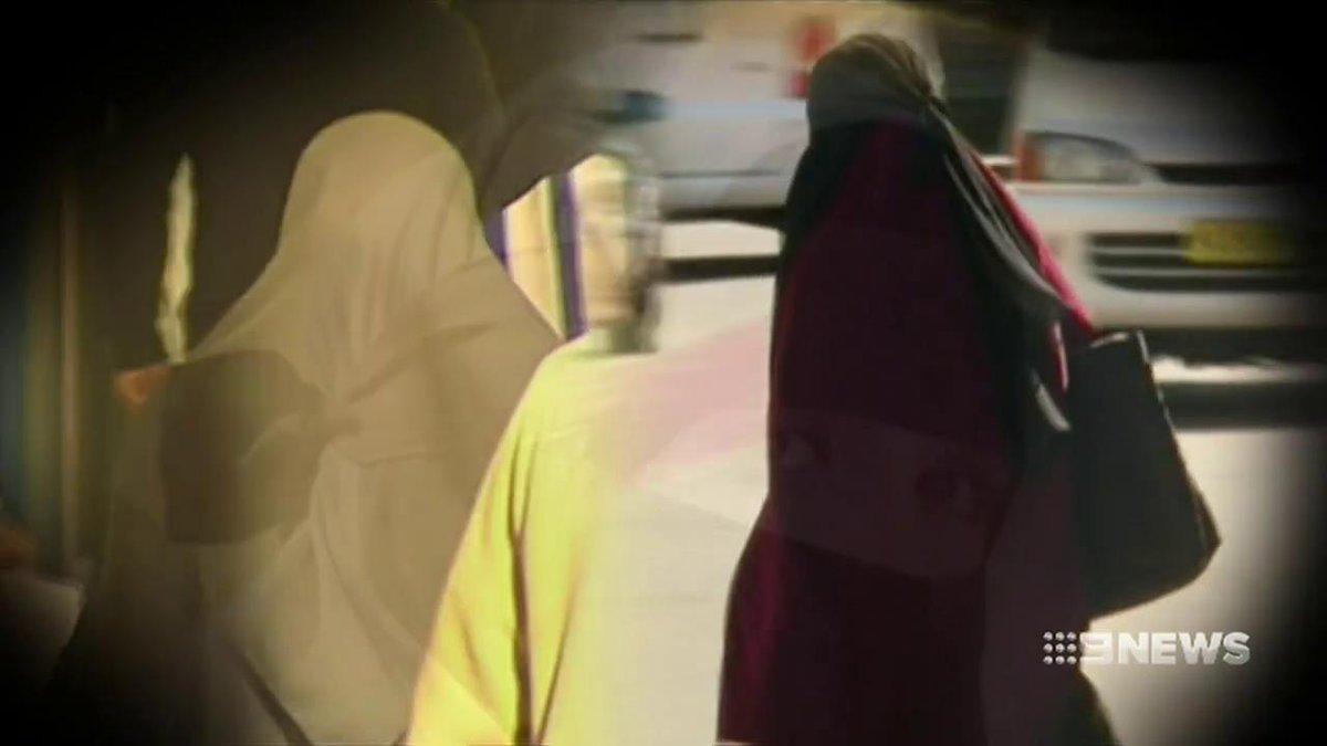 Pauline Hanson has declared she will ban the burqa in Queensland. @brittneykleyn_9 #9News https://t.co/IAG07gUF0x