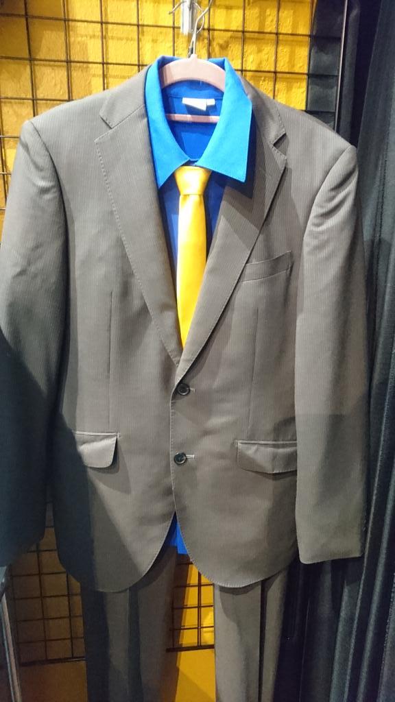 血界戦線より、スティーブン・A・スターフェイズの衣装が入荷しました✨ 少し大きめサイズなので男性の方にもおすすめです(о
