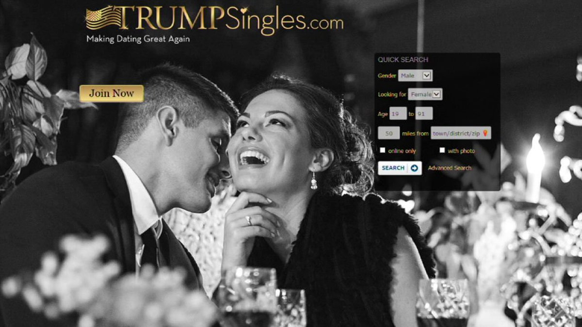 SoCal man creates dating site for Donald Trump fans