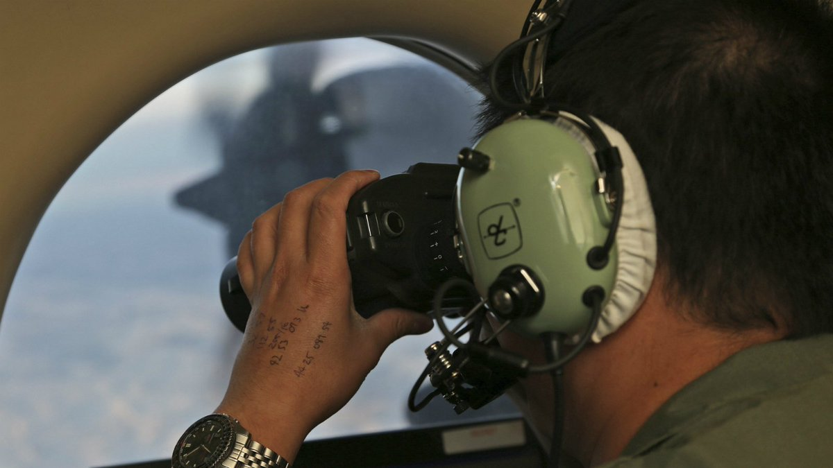 MH370 search ends after three years
