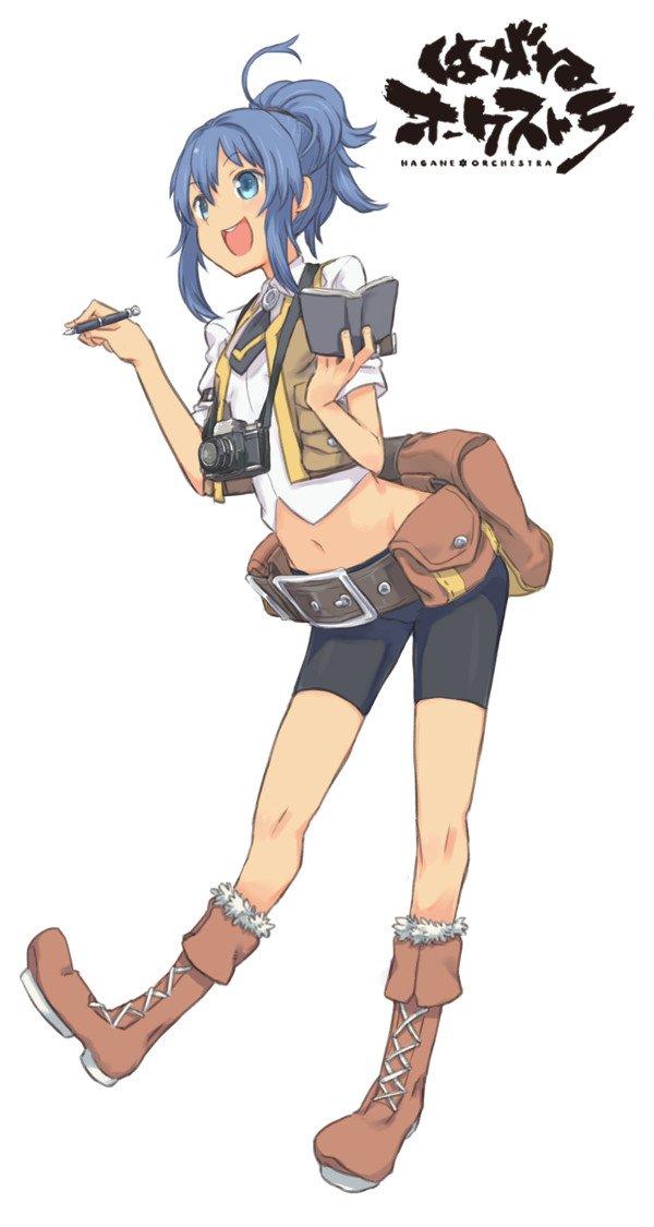 【キャラクター紹介】 トウカ18歳。154㎝ 48㎏ CV:矢野亜沙美80/58/83、アンダー65のC噂あるところトウ