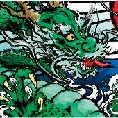 """【#湘南乃風】「タイガーマスクW」主題歌""""KING OF THE WILD""""を収録した通算17枚目のシングル「龍虎宴」入"""
