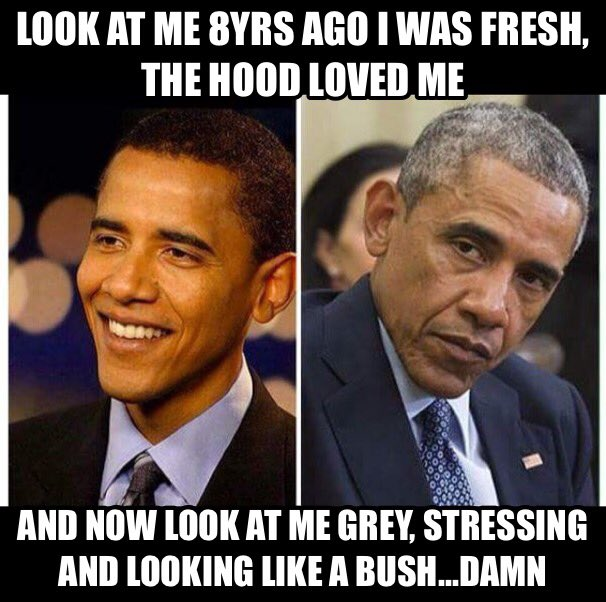 #TheObamaYears: The Obama Years