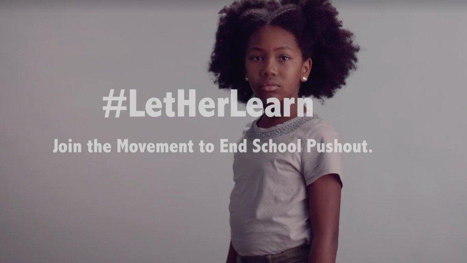 RickeySmiley : #LetHerLearn! htt