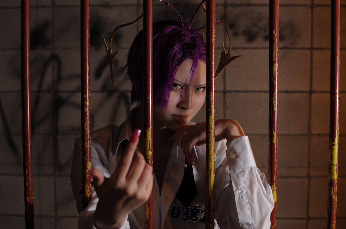 ナンバカ囚人番号0382Photo:さち
