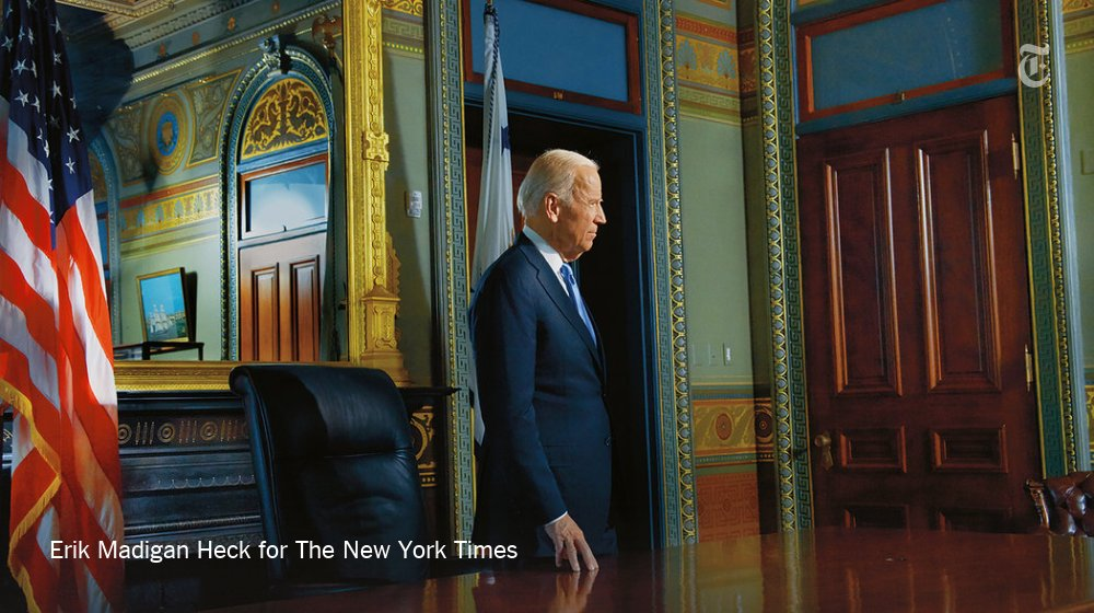 "Joe Biden: ""I wish to hell I'd just kept saying the exact same thing"""
