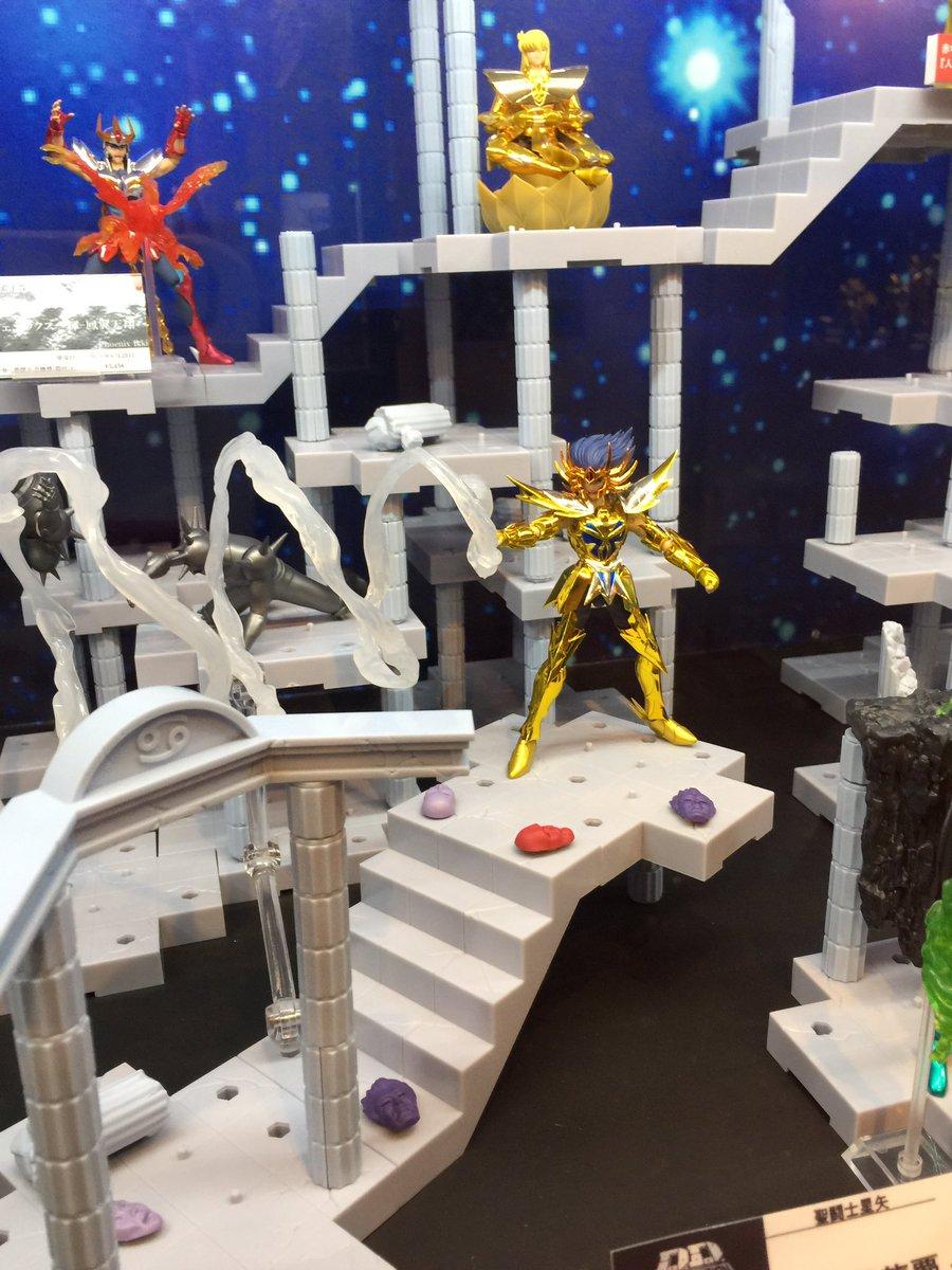 今日は秋葉原へ✨✨とてもいい日ですた^_^ゴールド聖闘士も見れたし🎵✨さぁ、明日は小宇宙全開で、魔法にかけられるぜ💗💗萌