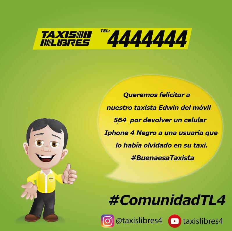 #DeCaliSeHablaBien by @TaxisLibres4