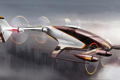Say goodbye to rush hour traffic: Airbus plans self-flying car by 2018
