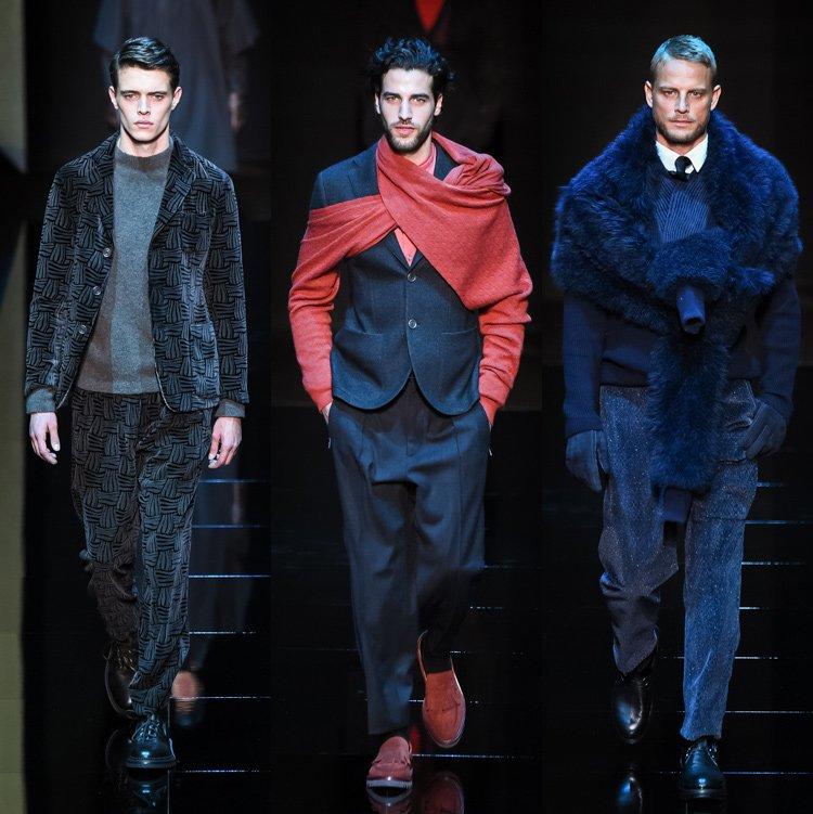 RT @fashionpressnet: ジョルジオ アルマーニ 17年秋冬メンズコレクションレポート - クラシックを再考し、革新的エッセンスを https://t.co/wTFgwYV8a9 https://t.co/STEQSns4om