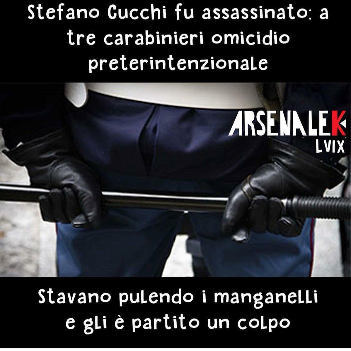 #Cucchi