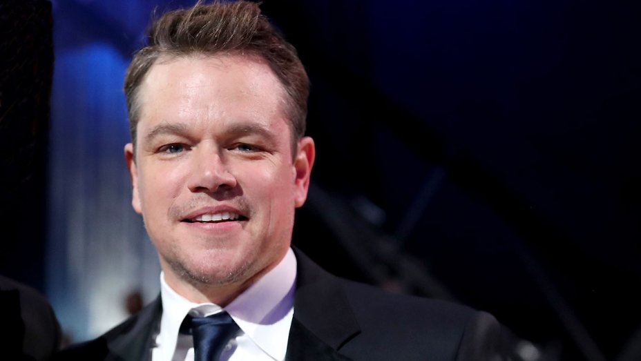 Matt Damon Says Beer-Drinking Millennials Can Help Him Fight the Water Crisis