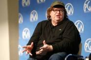 """Michael Moore agrees with John Lewis: Donald Trump is """"not a legitimate president"""" https://t.co/MYuoa33rBQ https://t.co/BmIo1U287w"""