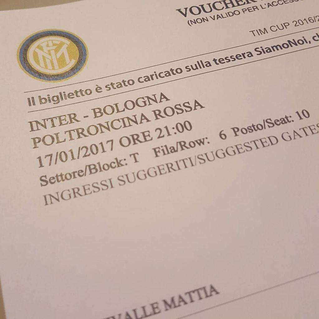 #InterBologna