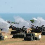 Taiwan simulates China attacks as tension rises