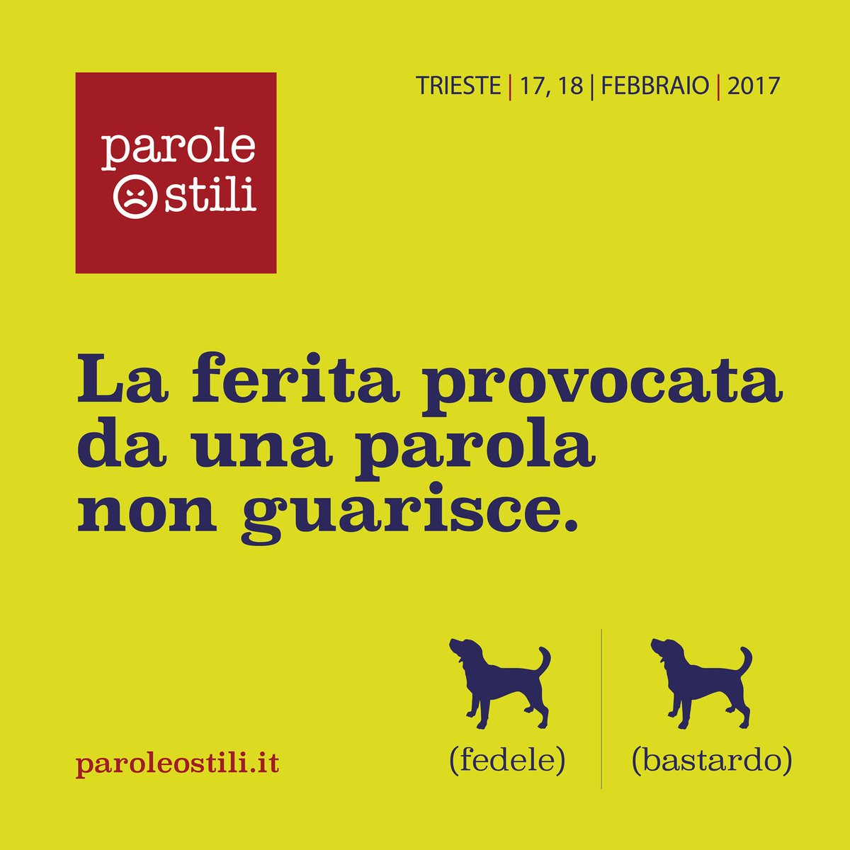 #ParoleOstili