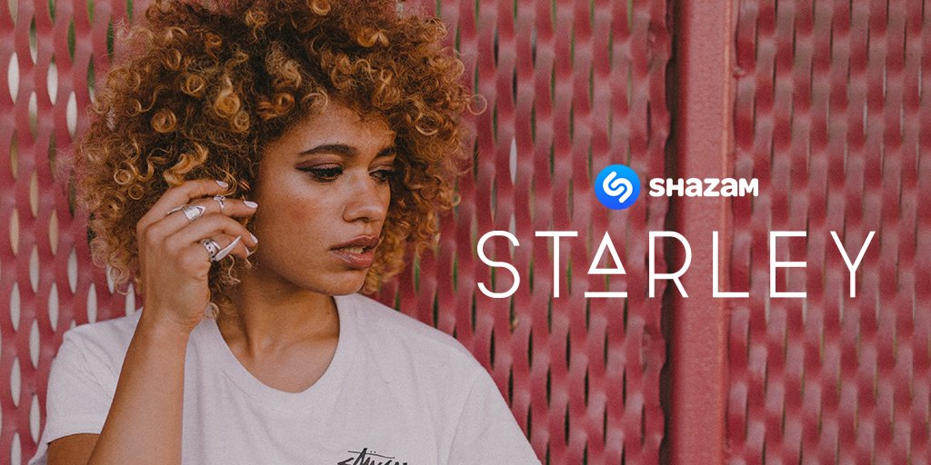 #Shazam @starleymusic's track #CallonMe to unlock a special video message ❤️���� #ShazamCallonMe https://t.co/xAStHLZuAe