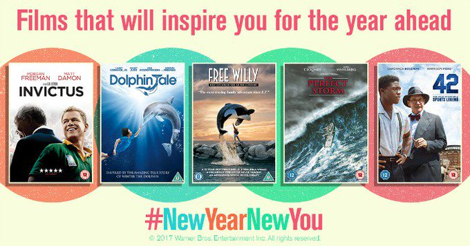 Watch Something New This Year #NewYearNewYou #Giveaway
