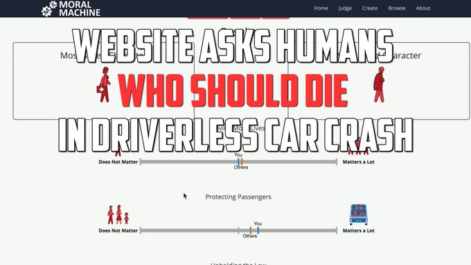 "@TheRealAutoblog: This @MIT website asks humans ""What should the self-driving car do?"" https://t.co/DNzTo7oIBj"