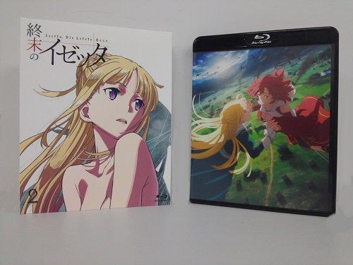 本日1月25日は「終末のイゼッタ」Blu-ray第2巻の発売です!キャラクターデザイン・山下祐さん描き下ろしによるフィー