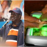 Another woman found registered with Raila's ID and he is NOT pleased