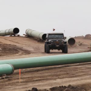 Dakota Access firm files motion to halt environmental study