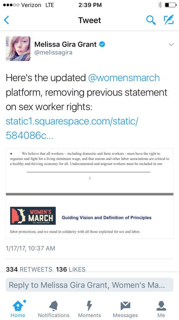 This is an horrible change of purpose #standwithsexworkers #sexworkisrealwork #wonenslaborisreallabor