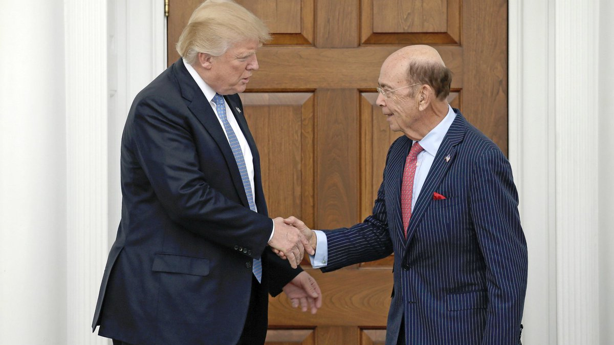 The investment firm started by Trump's commerce secretary pick was accused in a fraud case
