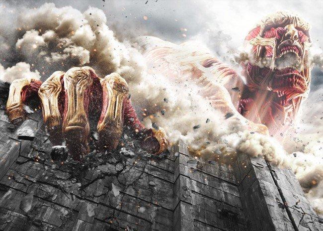 『進撃の巨人』、ハリウッドで映画化権の獲得に向けた動きか #映画 #進撃の巨人