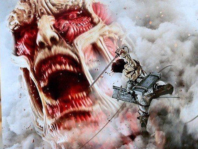 「進撃の巨人」ハリウッド映画化か ワーナーが交渉と報道 諫山創氏の大ヒット漫画「進撃の巨人」の長編映画化権の獲得に向け、