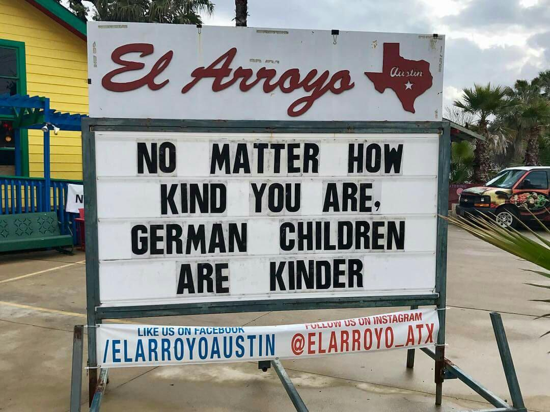 RT @sascha_p: Good morning world and always remember: No matter how kind you are... https://t.co/1eoMleu7lZ