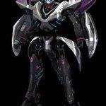 河森正治デザインのとてもカッコいいロボットが出るので見てください......M3ソノ黒キ鋼というアニメを......
