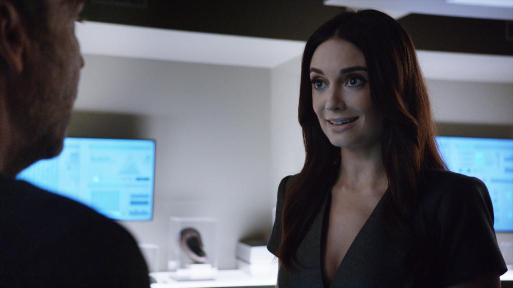 """""""If I terminate anyone else for your protection, I will dispose of the body more discreetly."""" -Aida #AgentsofSHIELD"""