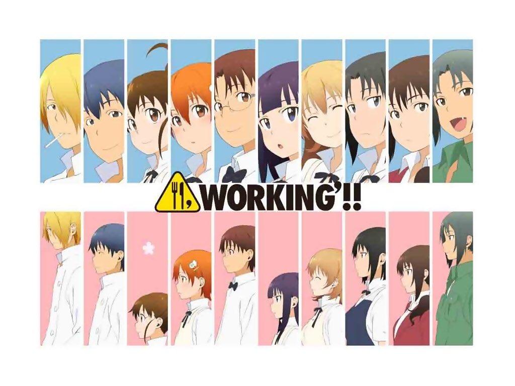 working!やりたい。山田がやりたい。久々に見てたらworkingやりたくなった😭😭😭😭うおお誰か好きな人いないの!