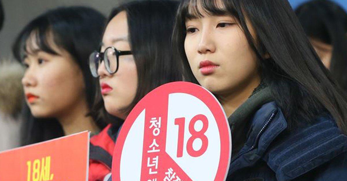 """국회 찾아온 청소년들 '어른들 못 믿어, 투표권 달라'  """"18세가 미성숙? 모든 성인은 성숙한가?""""  https://t.co/vKgFspBdKw"""