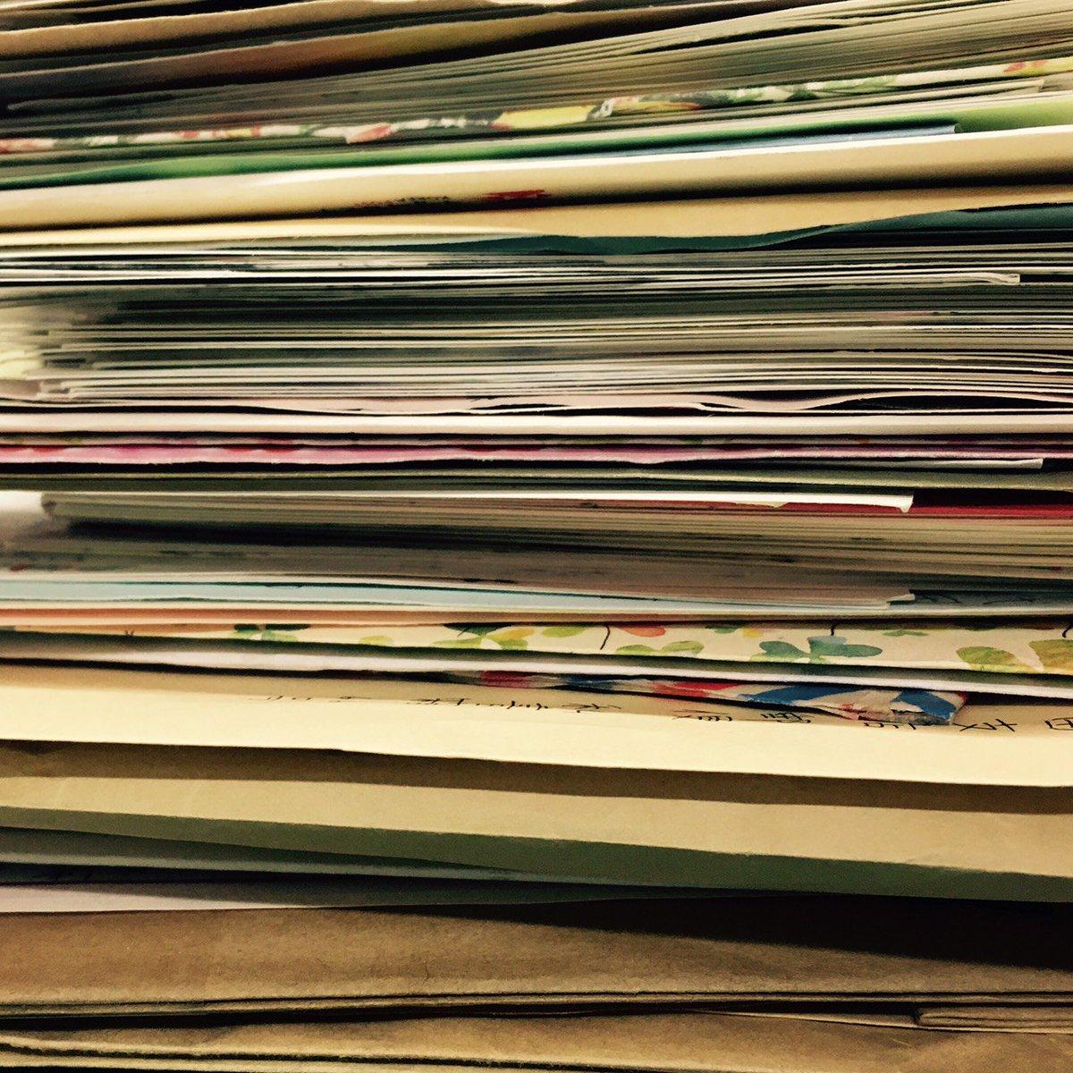 【内藤の担当日誌5】SNS全盛の時代ですが『ONE PIECE』には毎週たくさんの手書きハガキが届きます。感想、SBSに